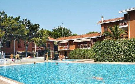 Itálie - Lignano na 6 až 8 dní, bez stravy s dopravou vlastní nebo vlastnã 950 m od pláže