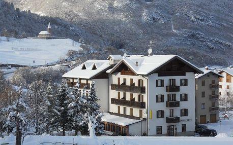 Itálie - Trentino na 5 až 8 dní, polopenze s dopravou vlastní