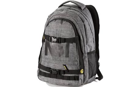 Batoh Nugget Connor heather grey 26l