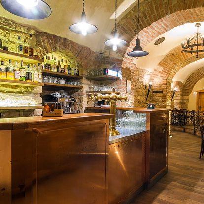 30% sleva na jídlo a pití v Restauraci Zubajda na Smíchově