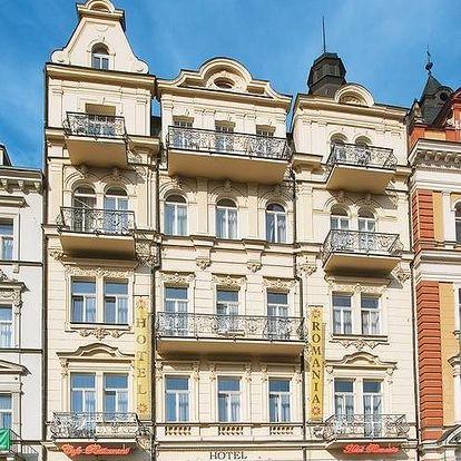 Západočeské lázně: Hotel Romania