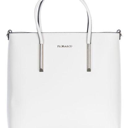 Flora&Co Luxusní kabelka dámská velká 5645