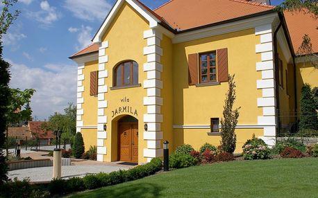 Jižní Morava: Vila Jarmila - Hotel Akademie