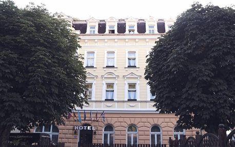 Západočeské lázně: Hotel St. Michael