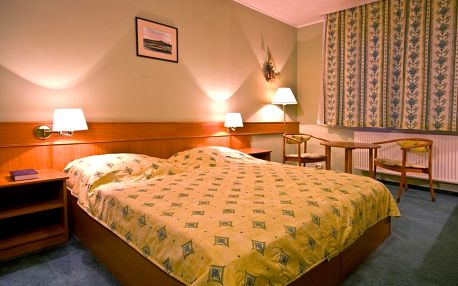 Jižní Slovensko: Thermal Hotel Mosonmagyaróvár