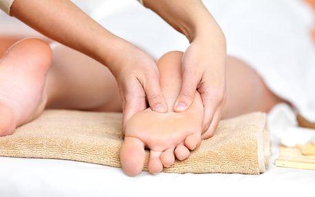 Terapie tělovými svícemi s možností masáže chodidel v Brně