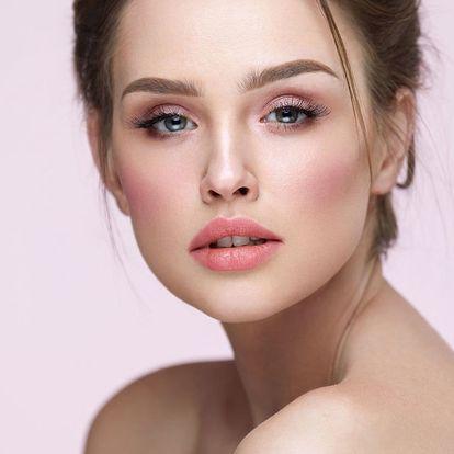 Kosmetické ošetření s galvanickou žehličkou