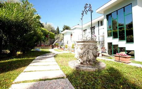 Hotel Rely v Brenzone - Lago di Garda