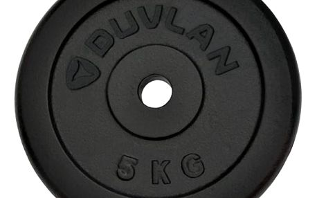 Duvlan ocelový kotouč 5 kg - 30 mm