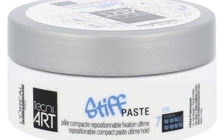 L´Oréal Professionnel Tecni.Art Stiff Paste 75 ml pro definici a tvar vlasů pro ženy