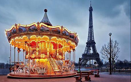 Kouzelná atmosféra města PAŘÍŽ s návštěvou vánočních trhů. 4-denní zájezd s ubytováním a průvodcem