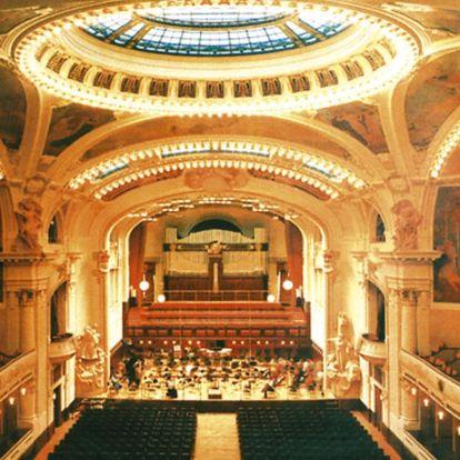 Novosvětská a Rachmaninův klavírní koncert
