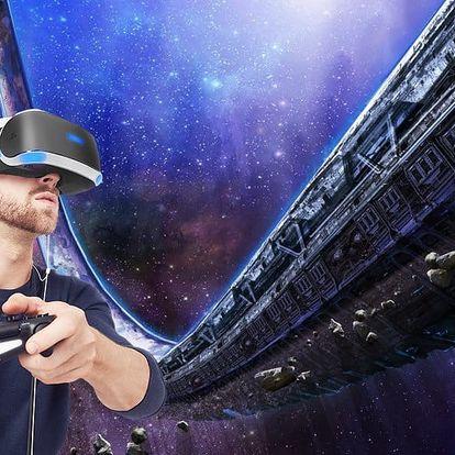 Hodina ve virtuální realitě: objevujte nepoznané