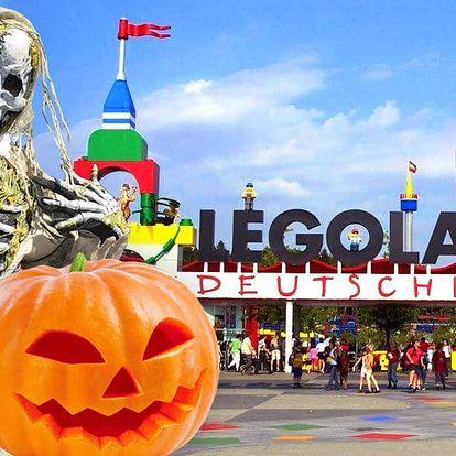 Halloween 28. října v německém Legolandu