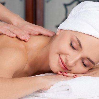 Regenerační 50minutová masáž na Andělu
