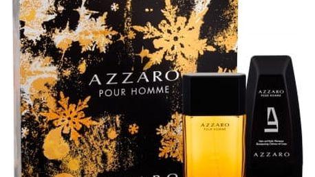 Azzaro Azzaro Pour Homme dárková kazeta pro muže toaletní voda 100 ml + sprchový gel 150 ml
