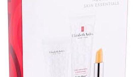 Elizabeth Arden Eight Hour Cream Skin Protectant tělový balzám dárková sada W - ochranná péče 50 ml + hydratační péče o ruce 30 ml + hydratační péče na rty SPF15 3,7 g