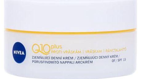 Nivea Q10 Plus Softening 50 ml denní pleťový krém W