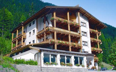 Rakousko - Tyrolsko na 4 až 8 dní, all inclusive s dopravou vlastní