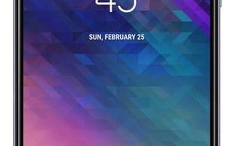 Mobilní telefon Samsung A6+ (SM-A605FZVNXEZ) fialový