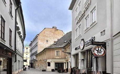 Slovensko - Bratislava na 3 dny, snídaně s dopravou vlastní