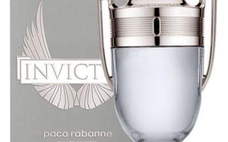 Paco Rabanne Invictus 50 ml toaletní voda tester pro muže