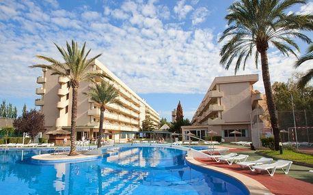 Španělsko - Mallorca na 8 dní, polopenze nebo bez stravy s dopravou letecky z Prahy