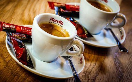 Dvě voňavé kávy dle výběru v centru Havířova