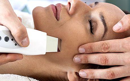 Kosmetická ultrazvuková špachtle pro dokonalou pleť navíc i varianta s barvením a úpravou obočí.