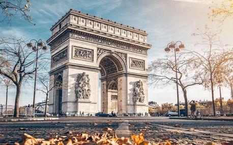 Nejkrásnější místa Paříže | 4denní poznávací zájezd do Francie