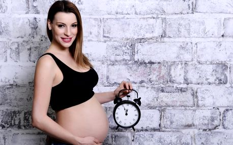 Odhalte bříško: Focení pro nastávající maminky