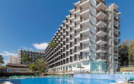 Kanárské ostrovy - Gran Canaria na 8 až 15 dní, all inclusive nebo polopenze s dopravou letecky z Prahy 100 m od pláže