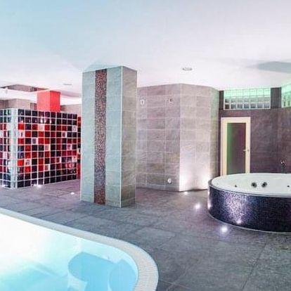 Brněnská přehrada s bazénem a saunami
