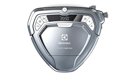 Vysavač robotický Electrolux Motion Sense ERV5210TG šedý