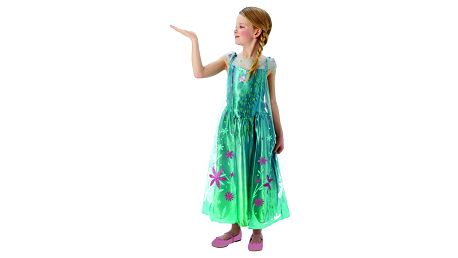 Elsa Fever Dress Frozen Child - Elsa letní kostým