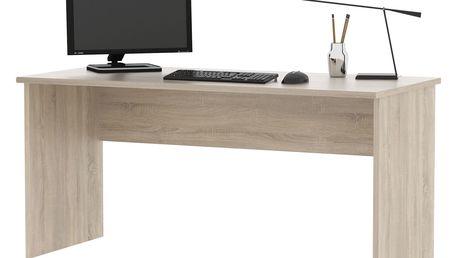 MB Domus Psací stůl JH111, dub sonoma
