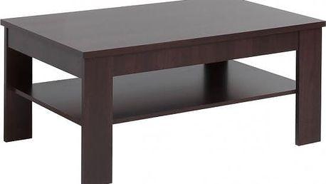 Konferenční stolek UNNI, wenge DOPRODEJ