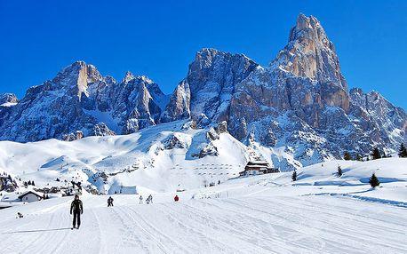 Zimní dovolená: Jižní Tyrolsko v 3* hotelu s neomezeným wellness, polopenzí a voucherem na masáž