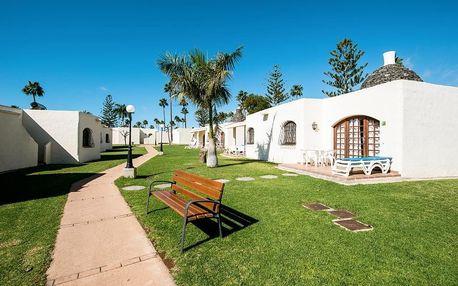 Kanárské ostrovy - Gran Canaria na 8 dní, all inclusive s dopravou letecky z Prahy 2 km od pláže