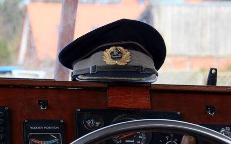 Kapitánem na zkoušku pro 3 osoby
