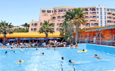 Portugalsko - Algarve na 8 až 15 dní, all inclusive s dopravou letecky z Prahy přímo na pláži