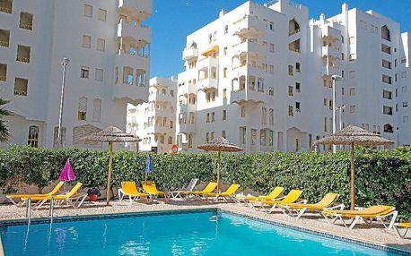 Portugalsko - Algarve na 8 až 15 dní, all inclusive s dopravou letecky z Prahy 50 m od pláže
