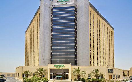 Spojené arabské emiráty - Ras Al Khaimah na 5 až 8 dní, polopenze nebo snídaně s dopravou letecky z Prahy 5 km od pláže