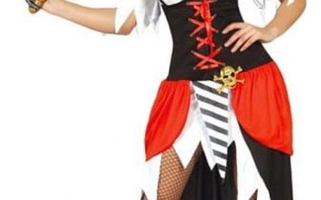 Pirátský kostým - korsárka