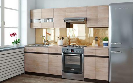 BRW Kuchyň Junona 240 dub