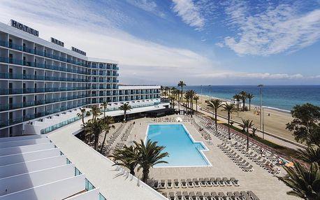 Španělsko - Costa de Almeria na 8 až 15 dní, all inclusive nebo polopenze s dopravou letecky z Prahy přímo na pláži