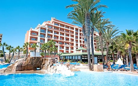 Španělsko - Costa de Almeria na 8 dní, all inclusive nebo polopenze s dopravou letecky z Prahy 30 m od pláže