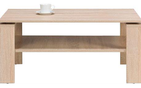BOOS konferenční stolek BS1, dub sonoma