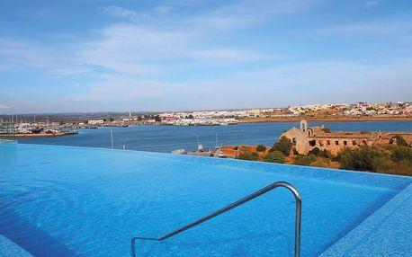 Portugalsko - Praia Da Rocha na 8 dní, polopenze nebo snídaně s dopravou letecky z Prahy