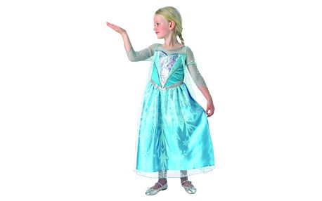 Elsa Premium Dress Frozen Child